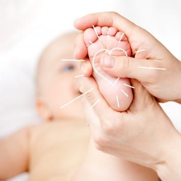 עיסוי תינוקות: איך עושים זאת נכון
